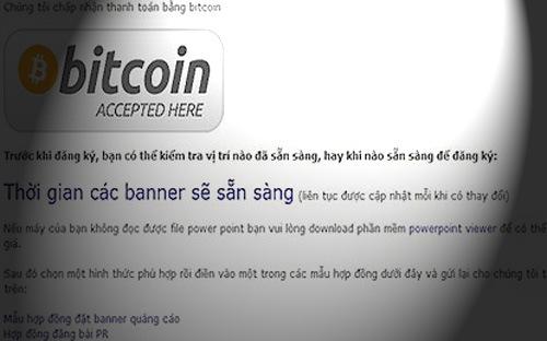 Giao dịch Bitcoin là phạm pháp tại Việt Nam
