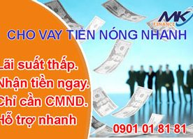 Vay Tiền Mặt tại MIỀN NAM