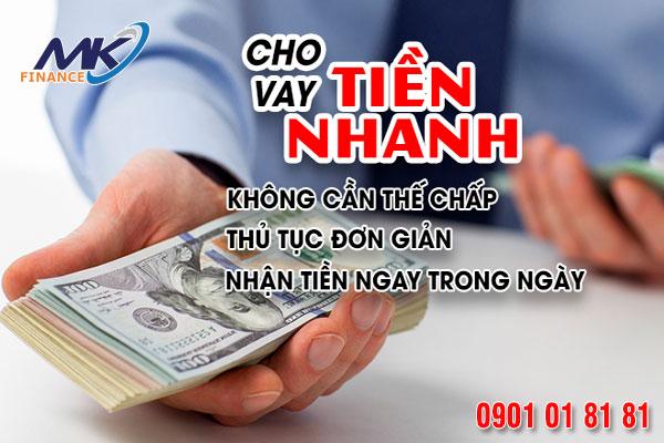 Dịch vụ cho vay tiền nóng trả góp tỉnh Trà Vinh