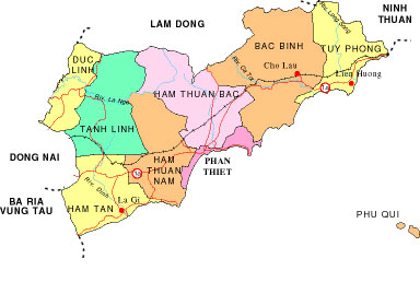 Vay tiền nhanh Bình Thuận